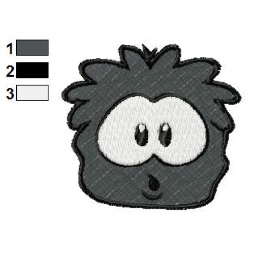 Puffle Amazing Embroidery Design
